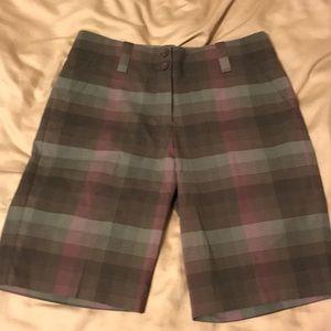 Nike Golf women's shorts sz 2